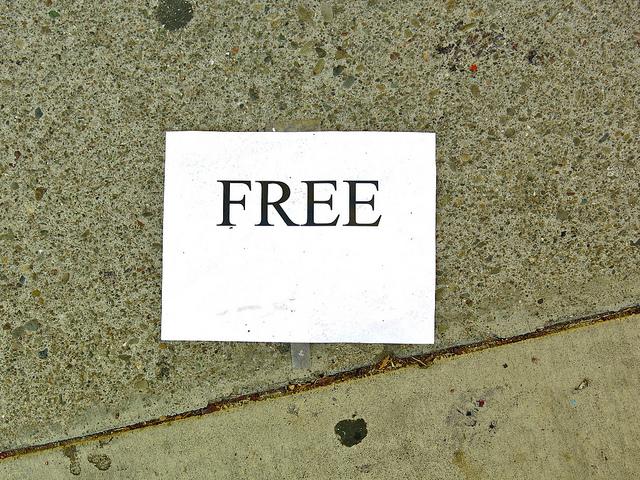 無料で集客するなんて、実業のマーケティングをやったことない奴らのタワゴトだ。
